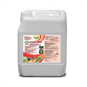 Биокомплекс БТУ для овощных