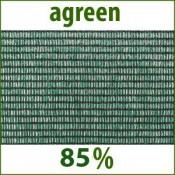 Agreen Затеняюшая Сетка 85% затенения в рулонах