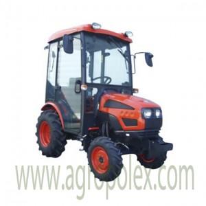 Мини-трактор KIOTI CK22 CAB (Корея)